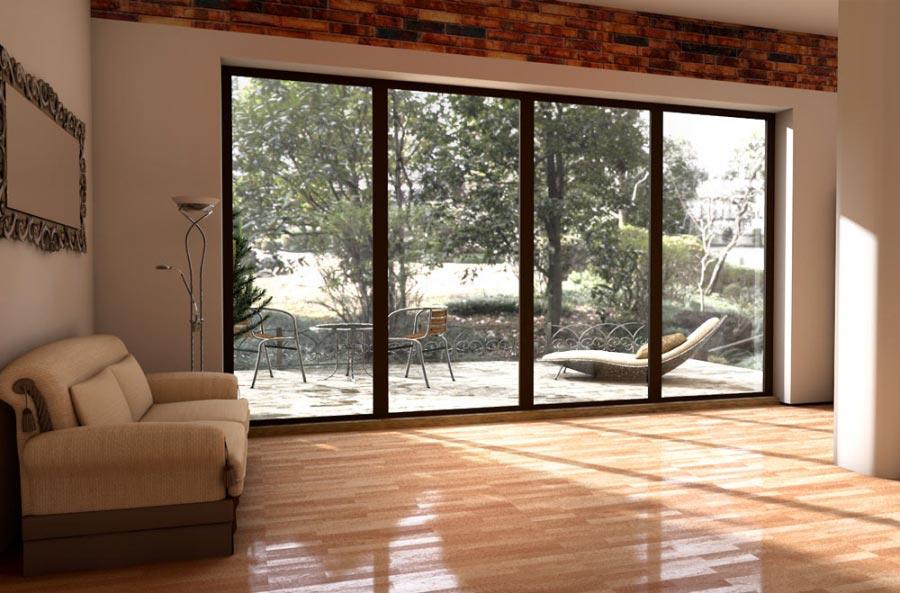 interior 3d - hall